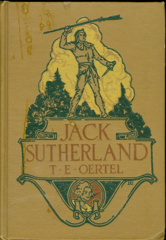 Image for Jack Sutherland A Tale of Bloody Marsh