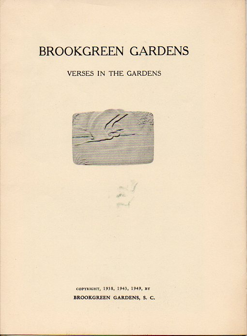 Image for Brookgreen Waccamaw in the Carolina Low Country Plus Five Brochures on Brookgreen Gardens