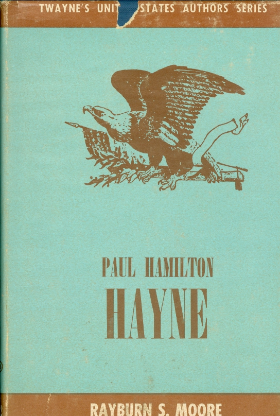 Image for Paul Hamilton Hayne