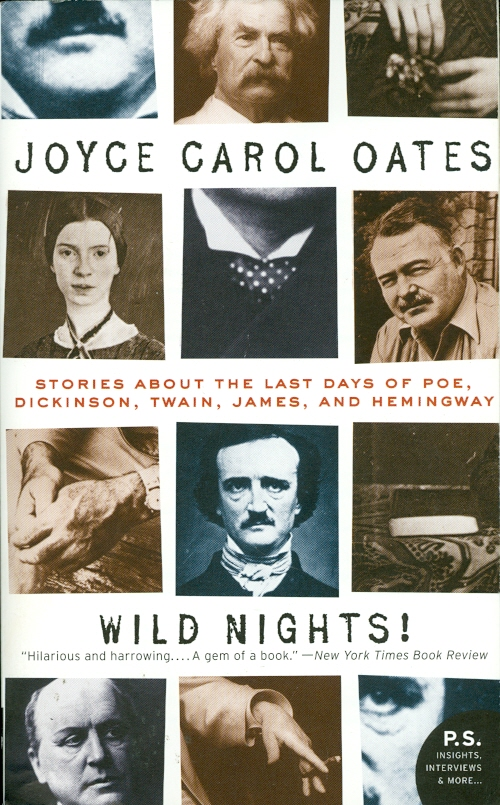 Image for Wild Nights!  Short Stories about the Last Days of Poe, Dickinson, Twain, James, and Hemingway