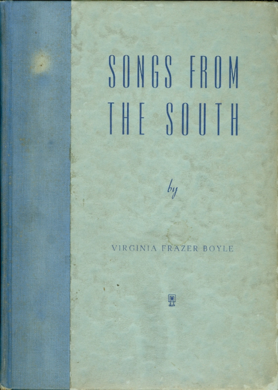 Image for Songs from the South