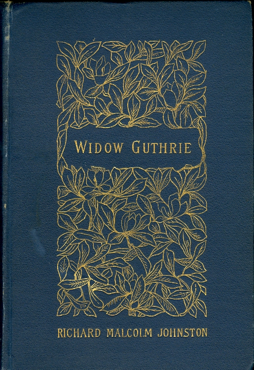 Image for Widow Guthrie