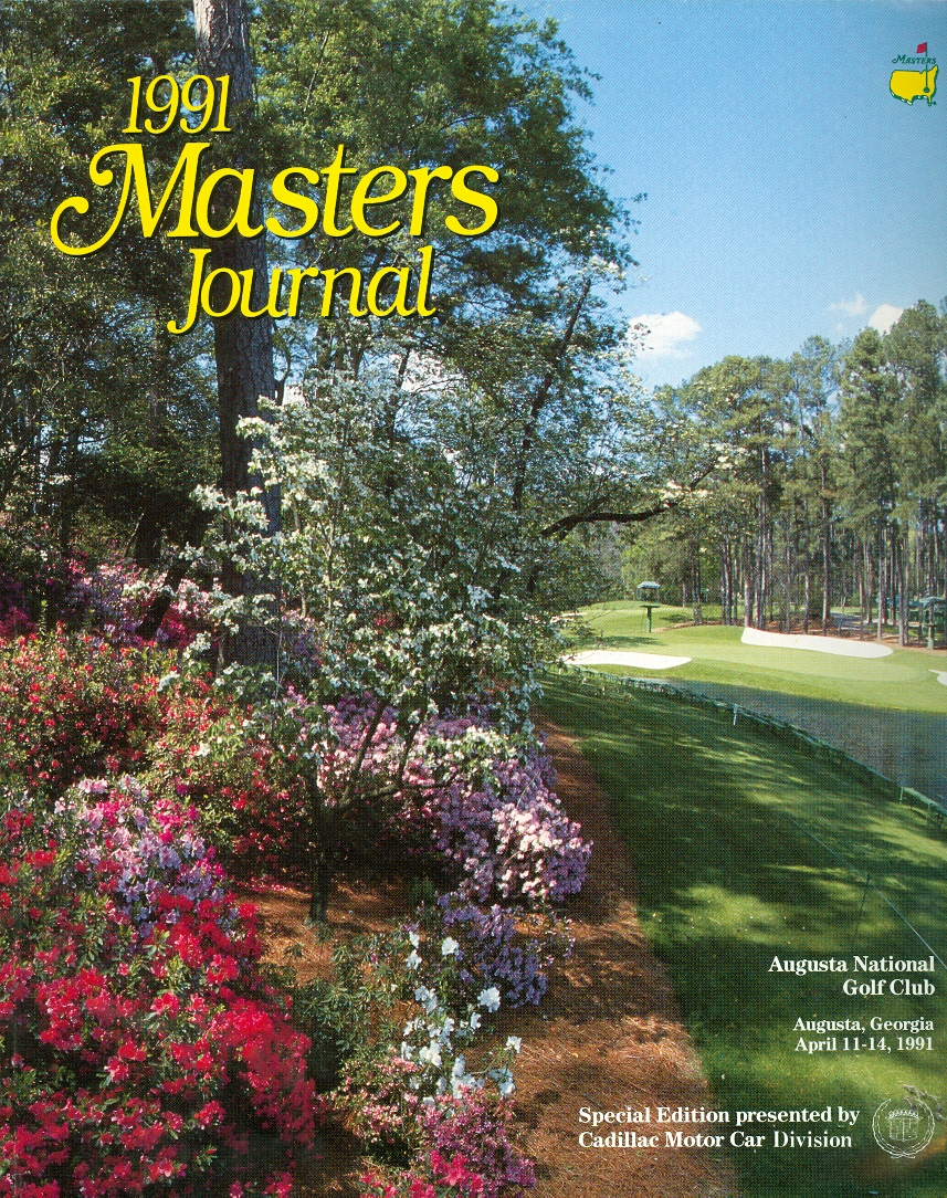 Image for 1991 Masters Journal