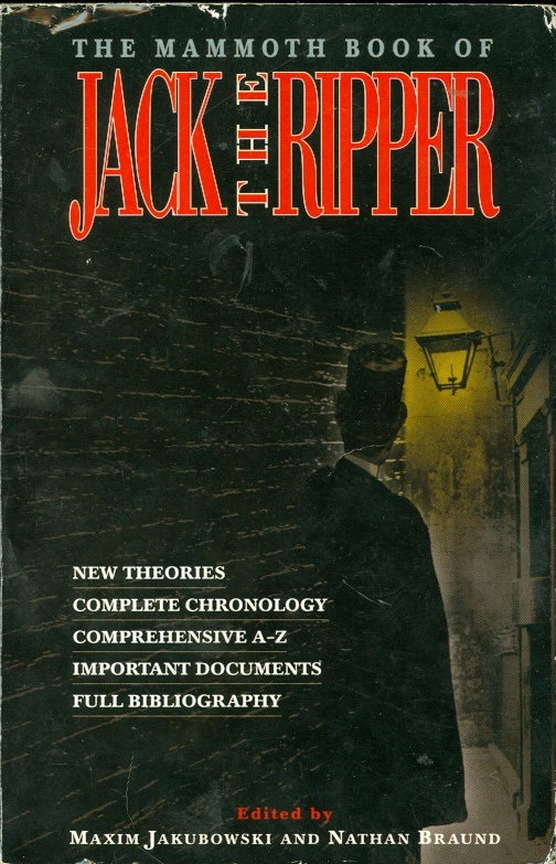 Image for The Mammoth Book of Jack the Ripper
