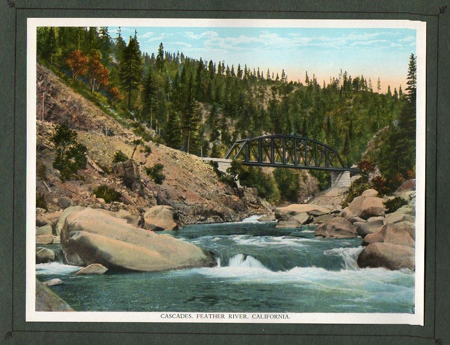 Image for From San Francisco to Salt Lake City:  Along the Line of the Western Pacific Railway, Feather River Canon Route