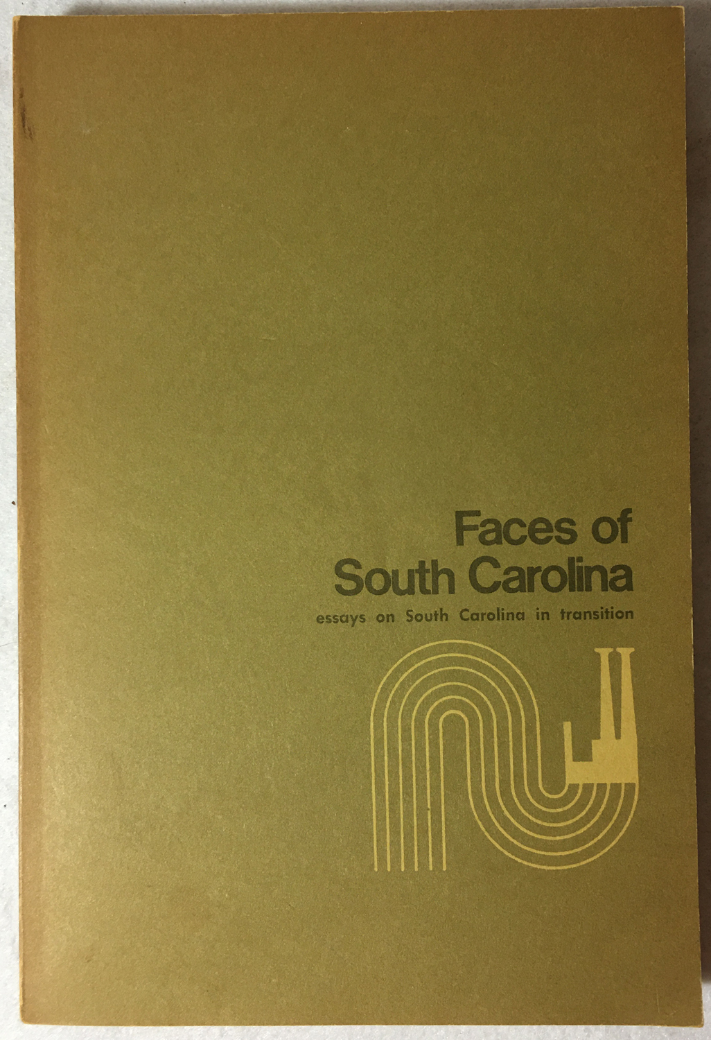Image for Faces of South Carolina essays of South Carolina in transition