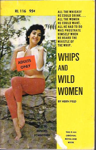 Image for Whips and Wild Women