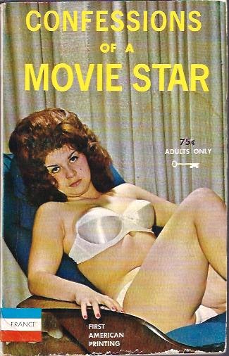 Image for Confessions of a Movie Star