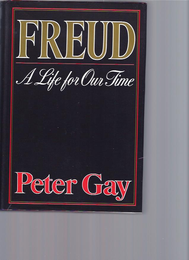 Image for Freud:  A Life for Our Time