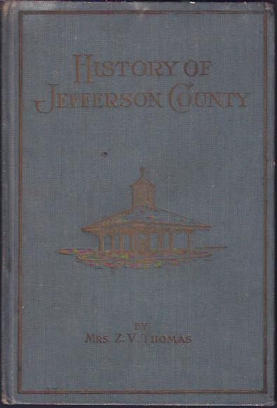 Image for History of Jefferson County