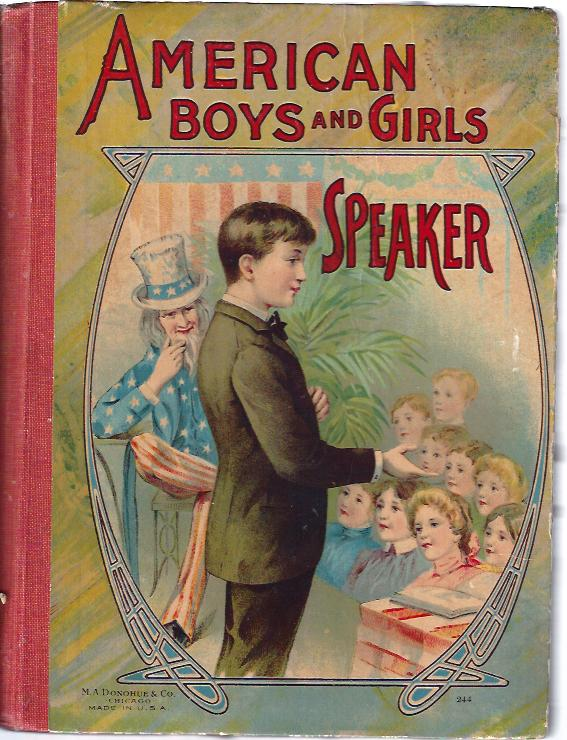Image for American Boys and Girls Speaker