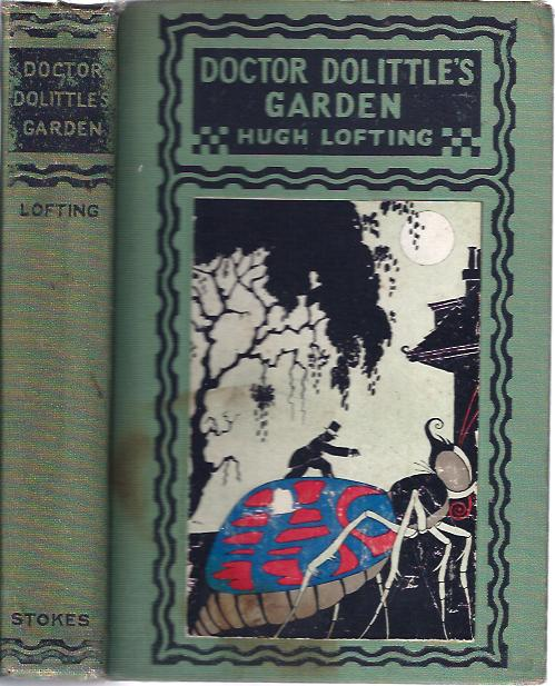 Image for Doctor Dolittle's Garden