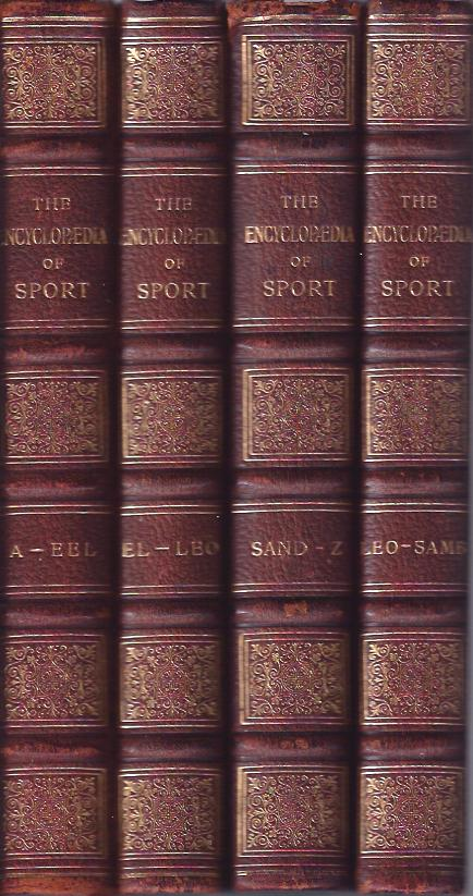 Image for The Encyclopaedia of Sport