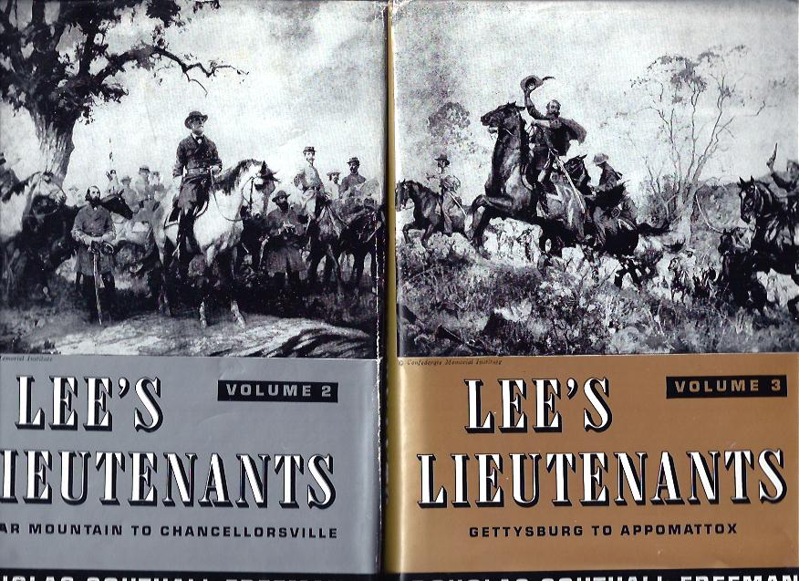 Image for Lee's Lieutenants: a Study in Command Manasss to Malvern Hill