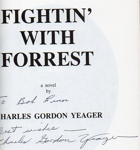 Image for Fightin' with Forrest