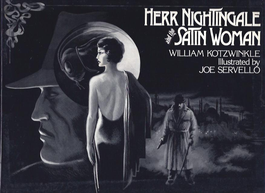 Image for Herr Nightingale and the Satin Woman