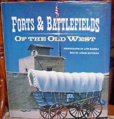 Image for Forts and Battlefields of the Old West