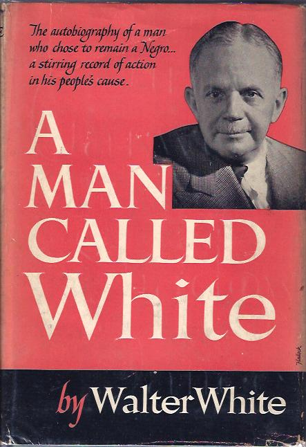 Image for A Man Called White