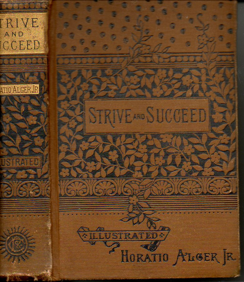 Image for Strive and Succeed : the Progress of Walter Conrad