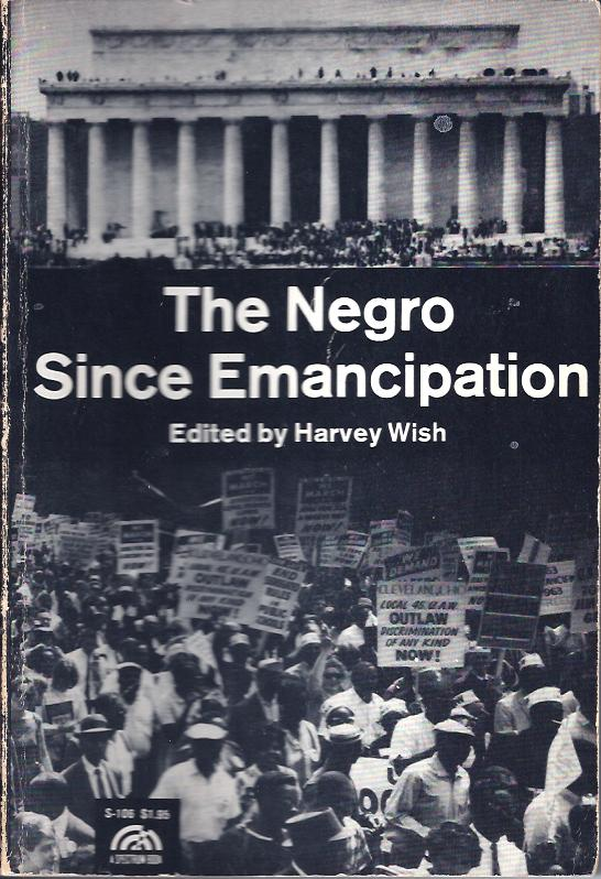 Image for The Negro Since Emancipation