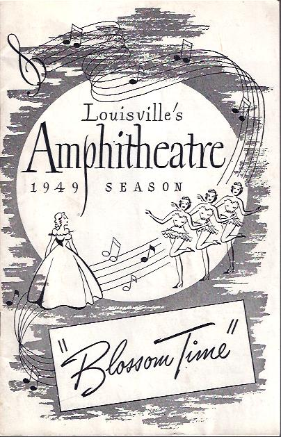Image for Louisville's Amphitheatre, Blossom Time