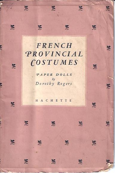 Image for French Provincial Costumes