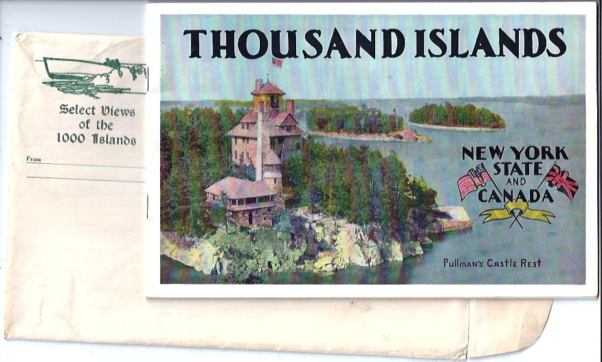 Image for Thousand Islands :New York State and Canada
