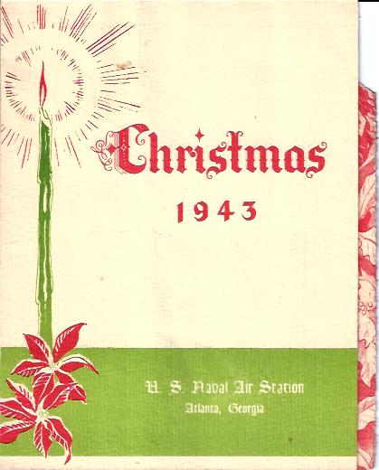 Image for Christmas 1943 U. S. Naval Air Station Atlanta, Georgia