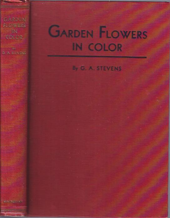 Image for Garden Flowers in Color