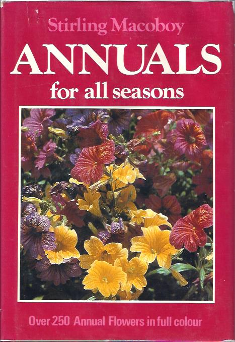 Image for Annuals for all Seasons and Other Colorful Bedding Plants