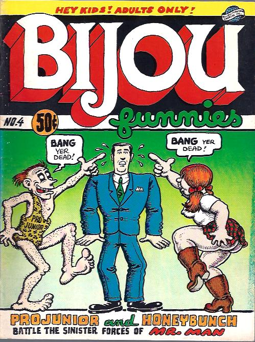 Image for Bijou Funnies No. 4