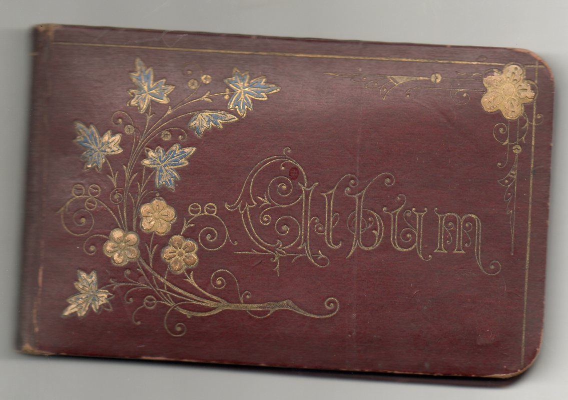 "Image for ""Edd's"" Autograph Album 1887-1888 Emory and Henry College and Dayton Tennesee"