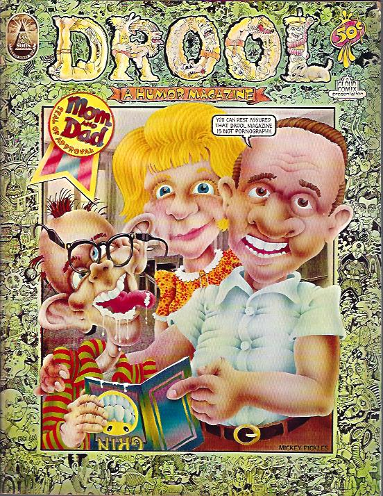 Image for Drool : A Humor Magazine