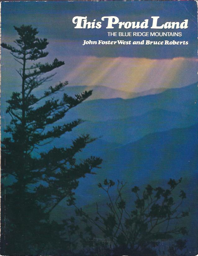 Image for This Proud Land : the Blue Ridge Mountains