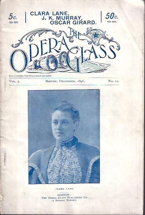 Image for The Opera Glass