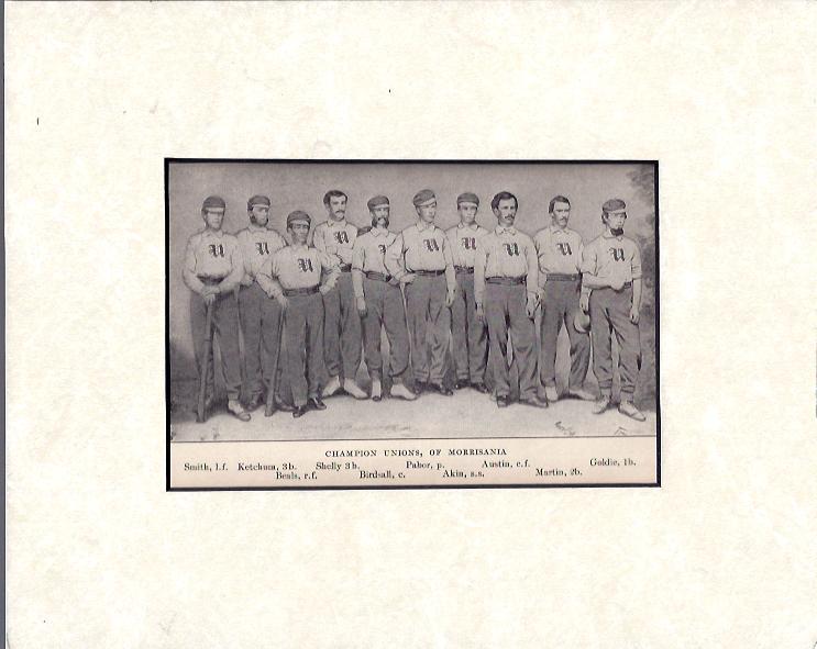 Champion Unions, Of Morissana