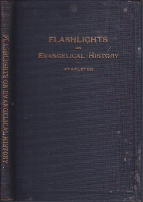 Image for Flashlights on Evangelical History ...  :Also, Evangelical Daughters of Song
