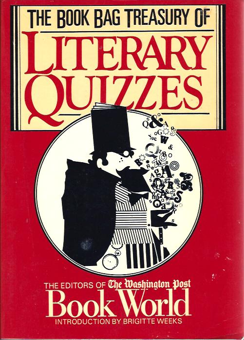 Image for The Book Bag Treasury of Literary Quizzes