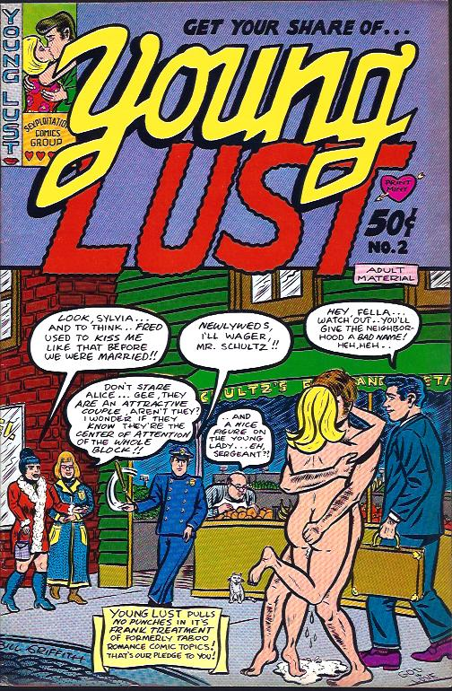 Image for Young Lust, No. 2