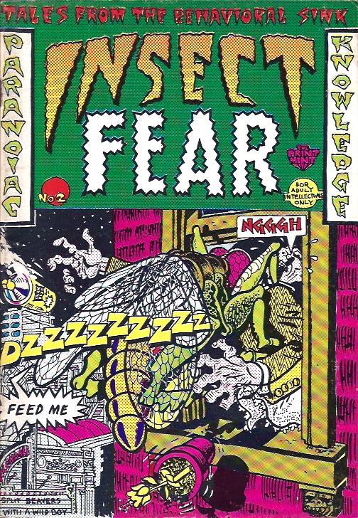 Image for Insect Fear, No. 2