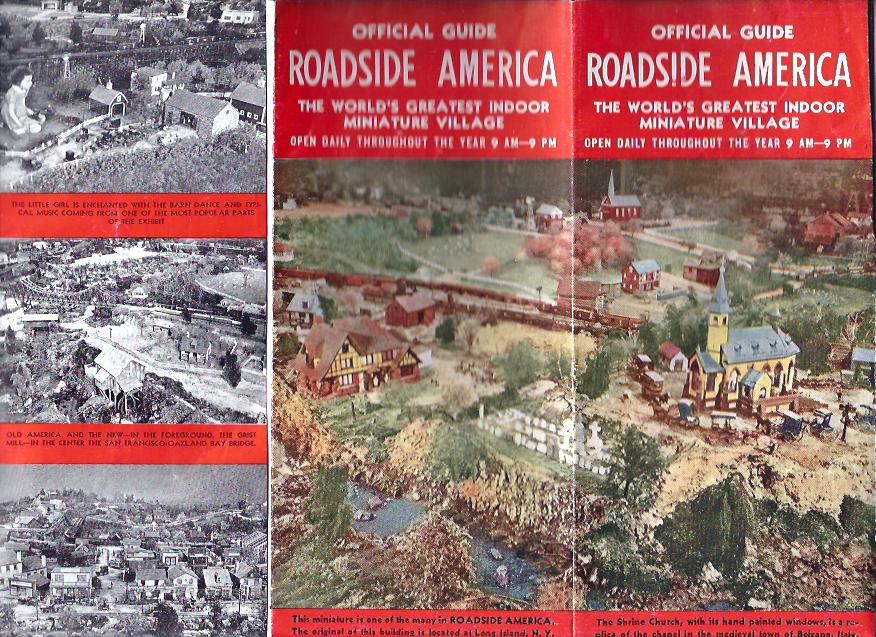 Image for Official Guide Roadside America : the World's Greatest Indoor Miniature Village