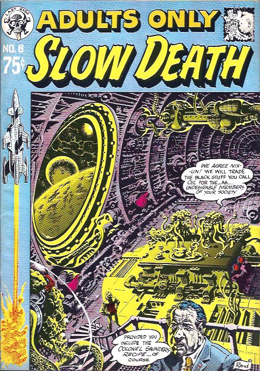 Image for Slow Death, No. 6