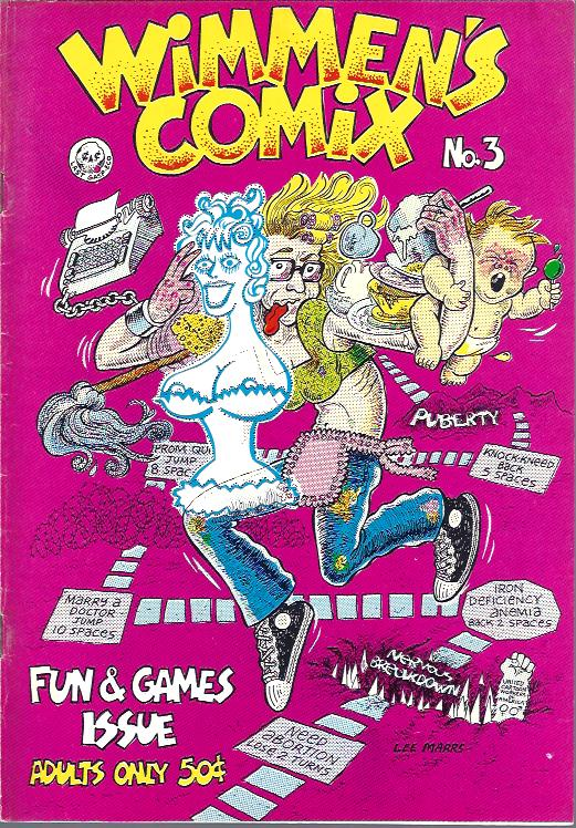 Image for Wimmen's Comix, No. 3