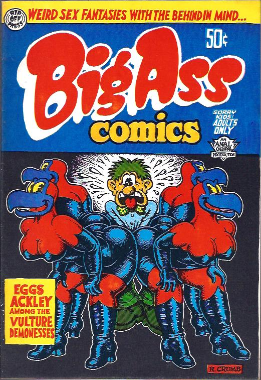 Image for Big Ass Comics, No. 1