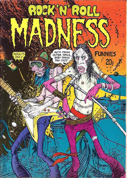 Image for Rock 'n' Roll Madness
