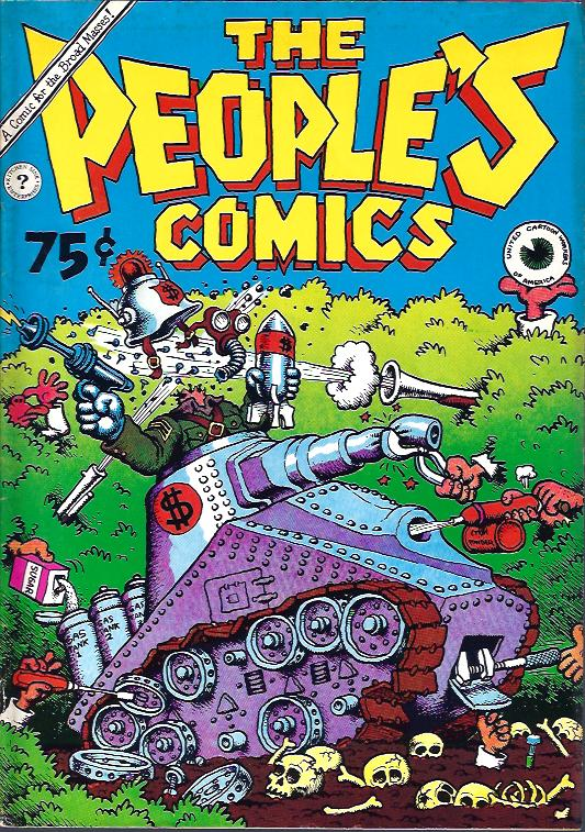Image for The People's Comics, No. 1