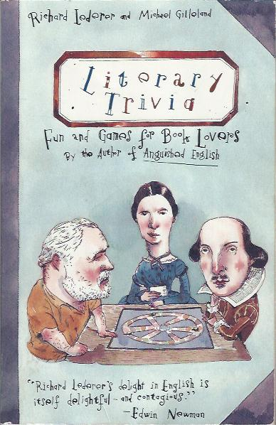 Image for Literary Trivia :Fun and Games for Book Lovers