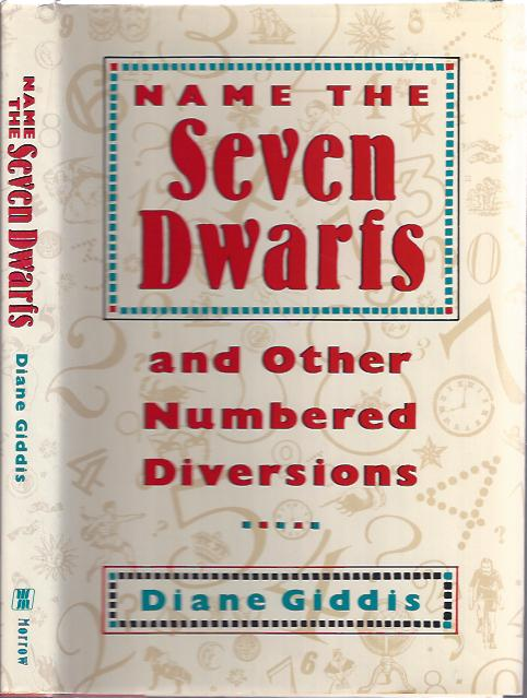 Image for Name the Seven Dwarfs and Other Numbered Diversions