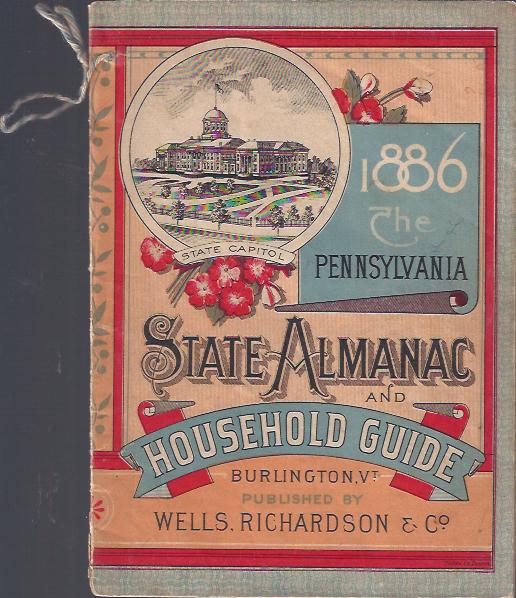 Image for The Pennsylvania State Almanac and Household Guide