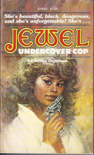 Image for Jewel, Undercover Cop
